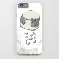 kinotto pug iPhone 6 Slim Case