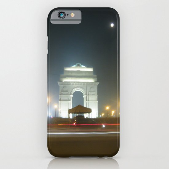 Rush Hour - India Gate iPhone & iPod Case