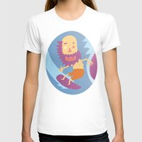 surf T-shirts featuring Surf! by DooDoo