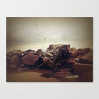 Water Spirit  Canvas Print