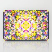 Flower Bomb iPad Case