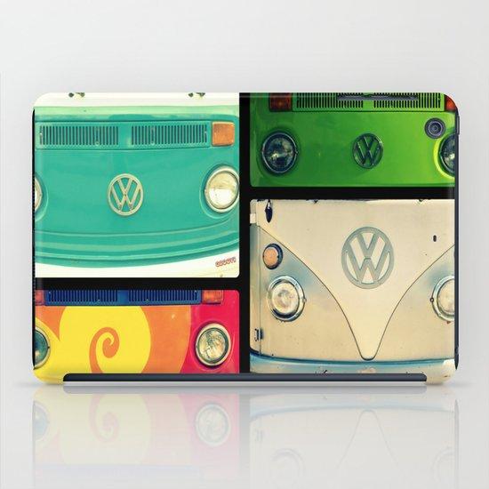 VW Collage iPad Case