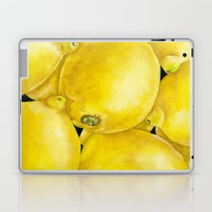Fresh Lemons Laptop & iPad Skin