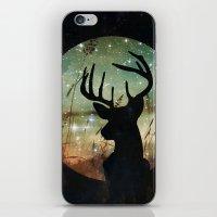 Deer 2 iPhone & iPod Skin