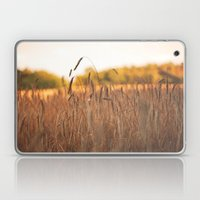 Field of Gold Laptop & iPad Skin