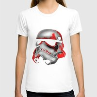 storm trooper T-shirts featuring Storm Trooper by Art of Fernie