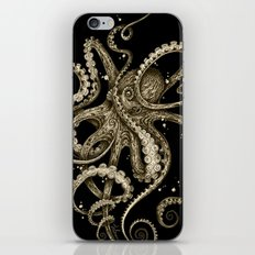 Octopsychedelia Sepia iPhone & iPod Skin
