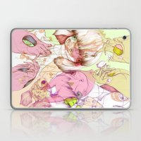 These Were Our Dialogs Of Sweet Surrender Laptop & iPad Skin