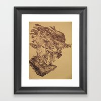 Out Of The Box (The Emer… Framed Art Print