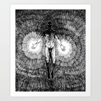 Lucifer Art Print