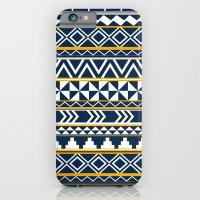 Tribal Pattern 2 iPhone 6 Slim Case