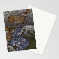 Swamp Rabbit's Reedy River Race Stationery Cards