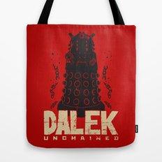 Dalek Unchained Tote Bag