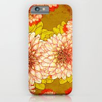 iPhone & iPod Case featuring Flower Two A by grant gay