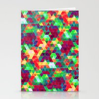 Cube Stationery Cards