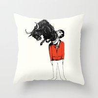 What Is Likely To Happen… Throw Pillow