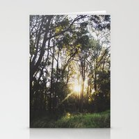 Treeline Stationery Cards