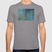 Hanging Tree  - JUSTART … Mens Fitted Tee Tri-Grey SMALL