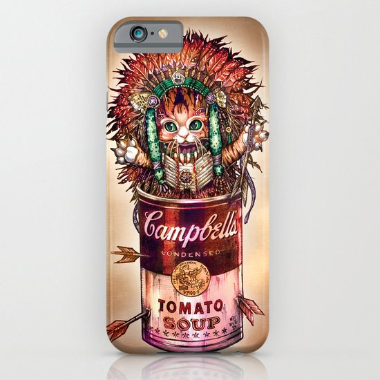 Kitty Pop iPhone & iPod Case