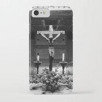 jesus iPhone & iPod Cases featuring Jesus by Mauro Squiz Daviddi