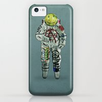 iPhone 5c Cases featuring colossus by Seamless