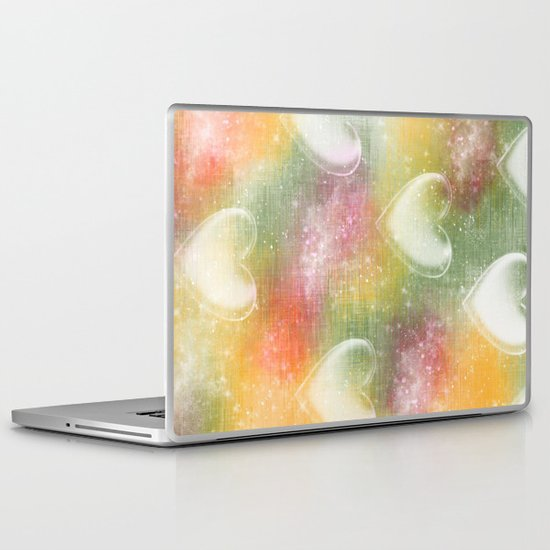Heavenly Escape Laptop & iPad Skin