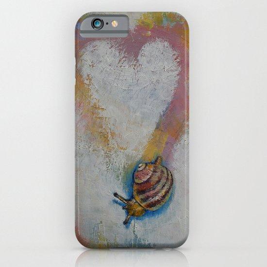 Snail iPhone & iPod Case