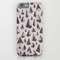 iPhone & iPod Case featuring Triangles Are My Favorite Shape by Hector Mansilla