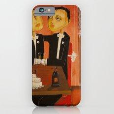 Wedding day iPhone 6 Slim Case