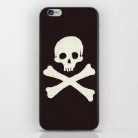 Skull & Crossbones iPhone & iPod Skin
