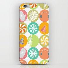 Happy Holidays  iPhone & iPod Skin