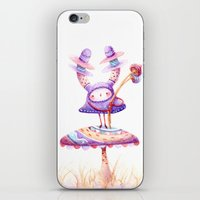 In The Land Of Magic Mus… iPhone & iPod Skin