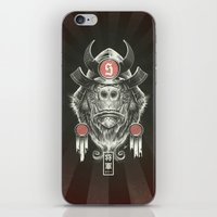 Shogun Executioner iPhone & iPod Skin