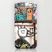 Graffiti strati iPhone 6 Slim Case