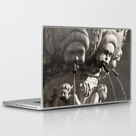 Out of the Mouths of Babes Laptop & iPad Skin