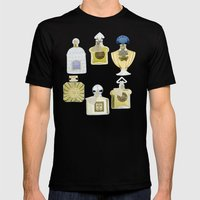 Guerlain Fragrances Mens Fitted Tee Black SMALL