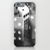 iPhone & iPod Case featuring It's a game of chance... by lscott photography