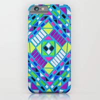 native iPhone & iPod Cases featuring Native by Erin Jordan