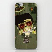 Elvis Zombie iPhone & iPod Skin