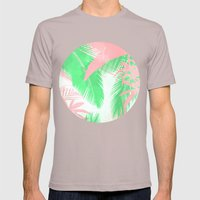 Tropical N Mens Fitted Tee Cinder SMALL
