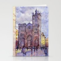 Cattedrale Di Genova (It… Stationery Cards