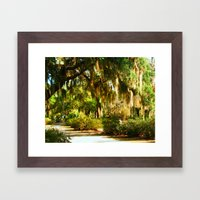 Georgia Framed Art Print
