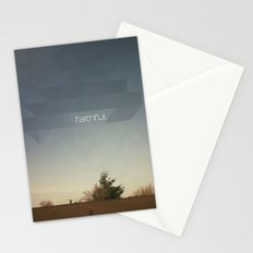 Faithful Stationery Cards