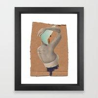 Untitled #5 Framed Art Print