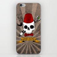 Geronimo iPhone & iPod Skin