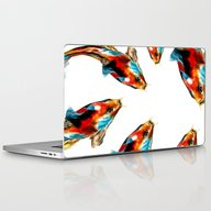 Koi Laptop & iPad Skin