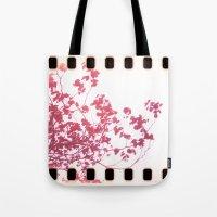 Holga X-processed Pink S… Tote Bag