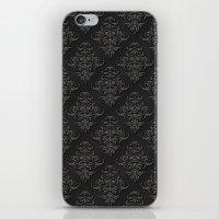 Victorian Pattern 2B iPhone & iPod Skin