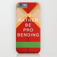 iPhone & iPod Case featuring Bolin Would Rather Be Probending by Skylofts Merch