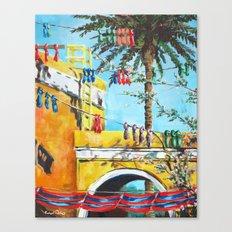 Hidden Delight Canvas Print